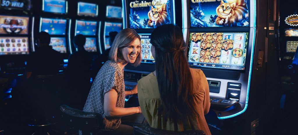 Slot Machines with no deposit bonuses